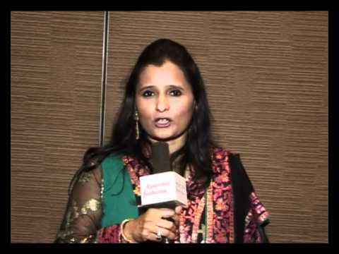 Hamstech Director Ms Ajita Reddy in Hamstech Calantha 2012 Fashion Show