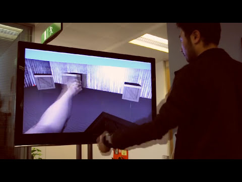 Digits Hand Tracker: Freehand 3D Computer Interaction Without Gloves