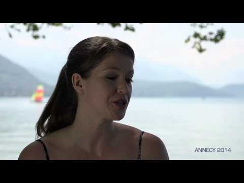 Annecy 2014 - Interview Catherine Mullan - The Moving Picture Company (MPC)