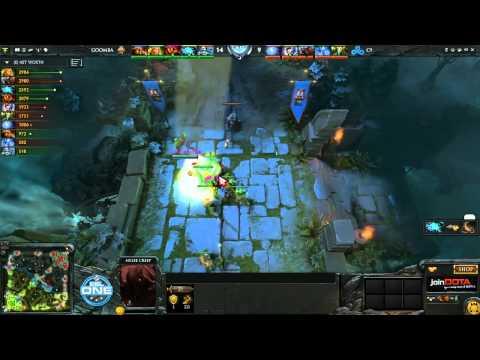 Cloud9 vs Goomba Game 2 - ESL One Qualifier - Capitalist & Pimpmuckl
