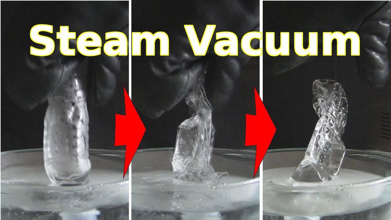 Steam Vacuum - Making  How It Works