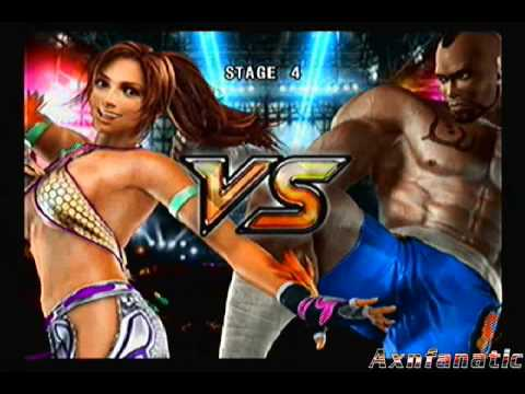 Tekken 5 Story Mode: Christie Montiero [part 1 Of 2] video