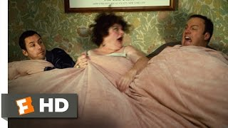 I Now Pronounce You Chuck & Larry (7/10) Movie CLIP - Sleeping in the Same Bed (2007) HD