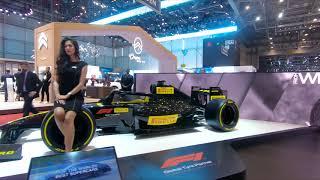 Pirelli booth - Geneva International Motor Show 2019