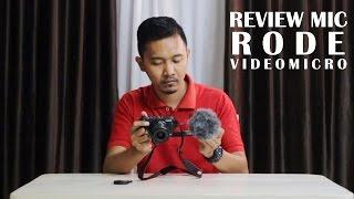 Mic Murah Untuk VLOG : Review Rode Videomicro