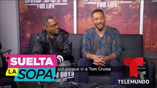 Will Smith y Martin Lawrence arrasan en Miami con 'Bad Boys For Life' | Suelta La Sopa