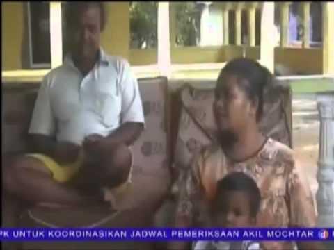 Inilah Video Nyata Perempuan Berjenggot Dari Riau