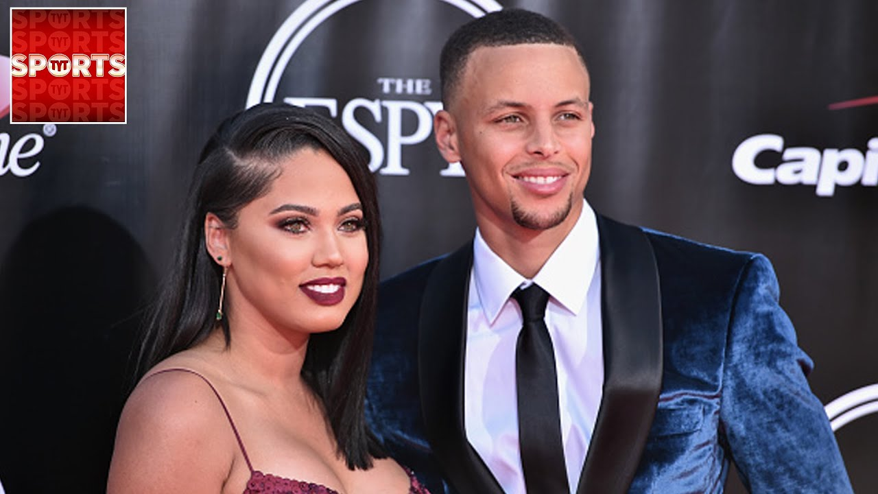 STEPH CURRY Admits to Not Being Fully Healthy During Finals [Ayesha Curry Knocks Down Three's]