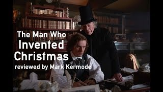 The Man Who Invented Christmas reviewed by Mark Kermode