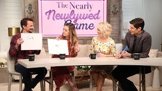 Evan And Carly Play The Newlywed Game! - Pickler & Ben