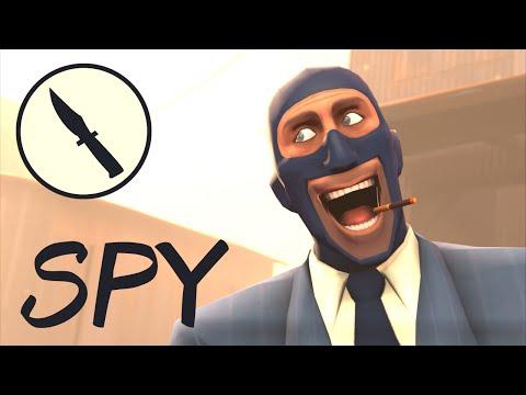 Обзор на Шпиона | Team Fortress 2