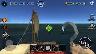 raft original survival game mod apk