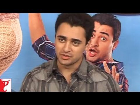 Imran Khan Talks About His Character KUSH - Mere Brother Ki Dulhan