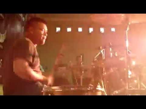 Pesakitan - Cacat (drum Cam live at Taman Agung Muntilan)