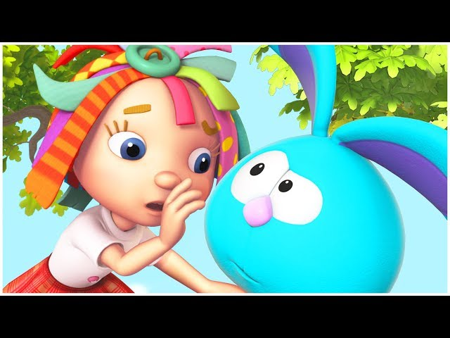 الدنيا روزي | الموسم 1 | حلقات كاملة | براعم | مجموعة | رسوم متحركة للاطفال | كارتون
