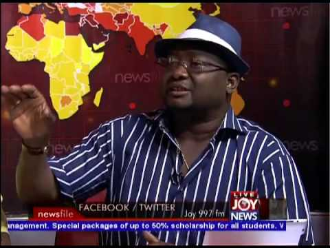 Rawlings Endorses Mahama - Newsfile (22-9-12) [Part 2]