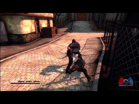 Captain America Super Soldier Walkthrough Part 7 (XBOX 360, PS3, WII, DS, 3DS)