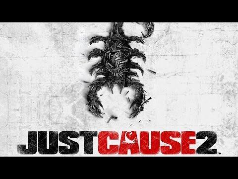 Just Cause 2 погром в Пан Милсат