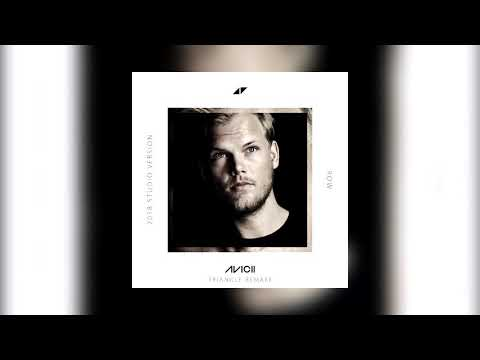 Avicii - Row (2018 Studio Version)(Triangle Remake)