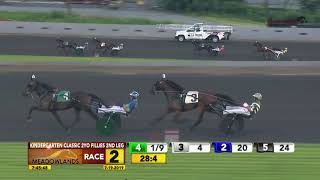 KINDERGARTEN CLASSIC  2YO C&G TROT 2ND LEG -   RACE 2 -  JULY 19, 2019
