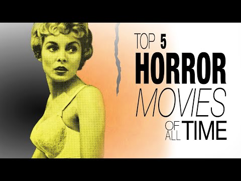 Top 5 Horror Movies of All Time thumbnail