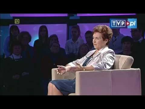 Tomasz Lis na żywo - Danuta Wałęsa o życiu z Lechem Wałęsą