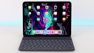 "Smart Keyboard Folio Unboxing & Review (11"" iPad Pro) (Deutsch)"