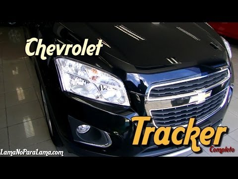Novo Tracker Ltz 2014 review completo