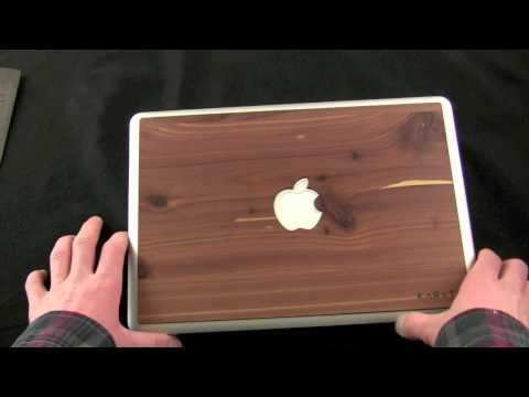 Review: Karvt 100% Real Wood Skins for Macbook. iPhone. iPad. Etc.