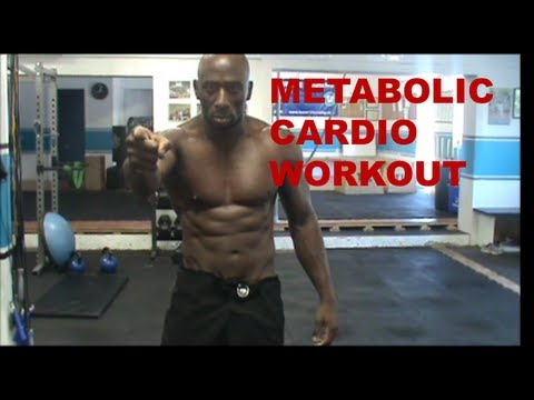 SPARTAN METABOLIC BODYWEIGHT WORKOUT #1 Image 1