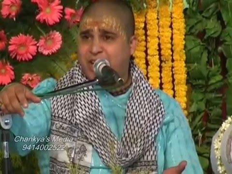 Banke Bihari Kajrare Tere Mote Mote Nain By Chitra Vichitra Maharaj video