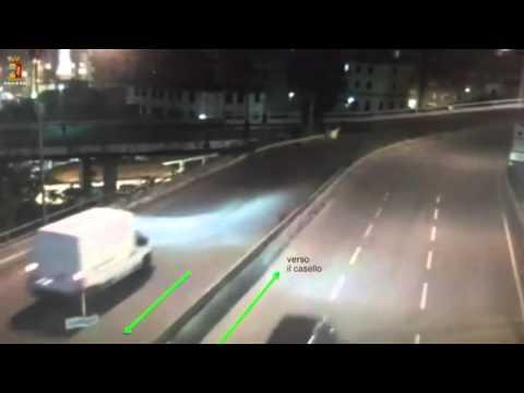 Woman Killed in Head-On Collision in Genoa