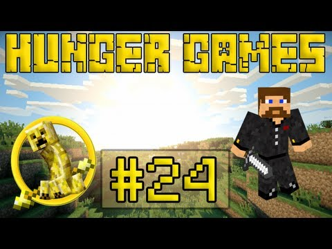 Minecraft Hunger Games #24 - Армия нагибаторов