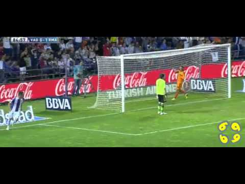 Humberto Osorio Goal ( Real Valladolid vs Real Madrid 1-1 ) 7/5/2014 HD