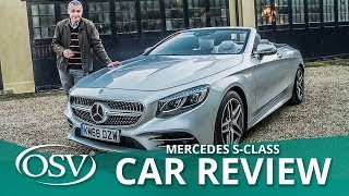 Mercedes S Class Cabriolet 2019 is it the pinnacle 4 seat convertible?