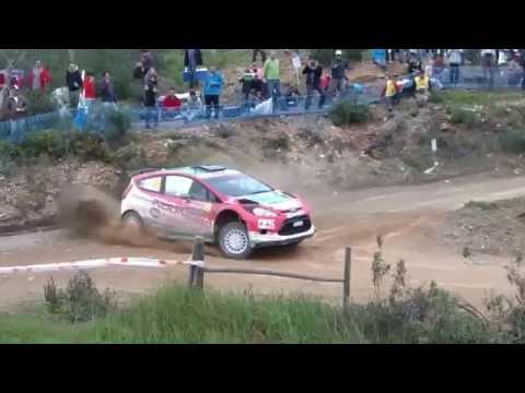 RALI DE PORTUGAL/2014, 'Santana da Serra 2', Subhan Aksa / Nicola Arena - (Ford Fiesta RRC)