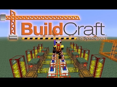 Guia/Tutorial de Buildcraft 3.2 - MOD Review - para Minecraft 1.4.5