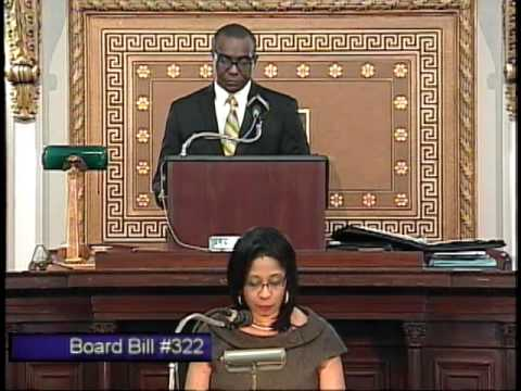 St. Louis Board of Aldermen Meeting: 3/7/2014