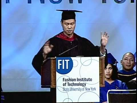 Tony Hsieh - FIT Commencement 2011