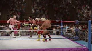 Royal Rumble Match for the WWF Championship - WWF Royal Rumble 1992 (WWE 2K16 Universe)