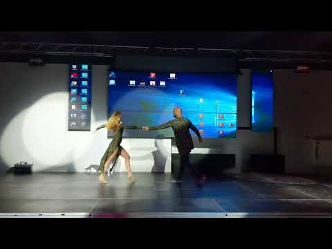 BDF2018: Monika and Ludek in performance ~ video by Zouk Soul
