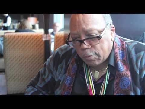 Quincy Jones talks Michael Jackson with Roger Friedman