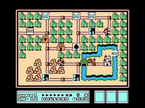 Super Mario Bros 3 - RetroGameNinja Plays: Super Mario Bros. 3 - User video