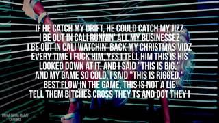 Nicki Minaj- Boss Ass Bitch Lyrics Video