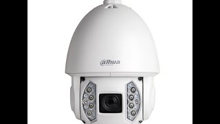 DAHUA 2 Megapiksel Full HD PTZ 30x Dome Kamera  // ÇAMLICA SPEED DOME 2 // POLSİS GUVENLIK