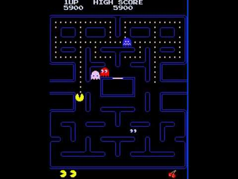 Pac-Man - Who or What is Pac-Man? Find out more