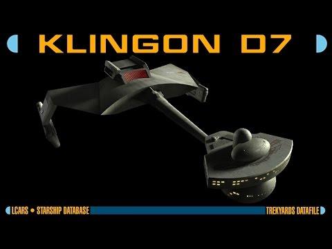 Klingon D7 - Data File