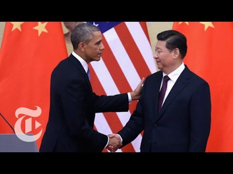 The U.S.-China Climate Change Accord | Times Minute | The New York Times