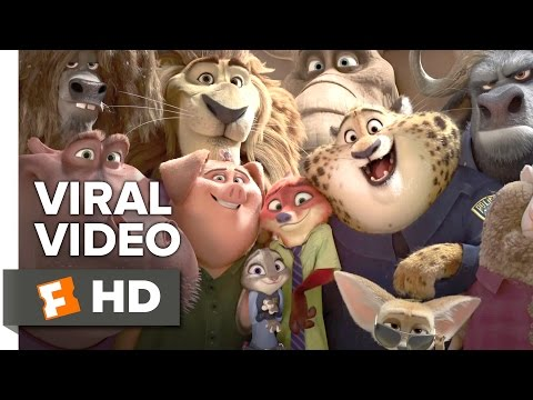 Zootopia VIRAL VIDEO - Countdown Begins (2016) - Disney Animated Movie HD