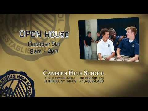 Canisius High School 2014 Open House Spot - 10/02/2014